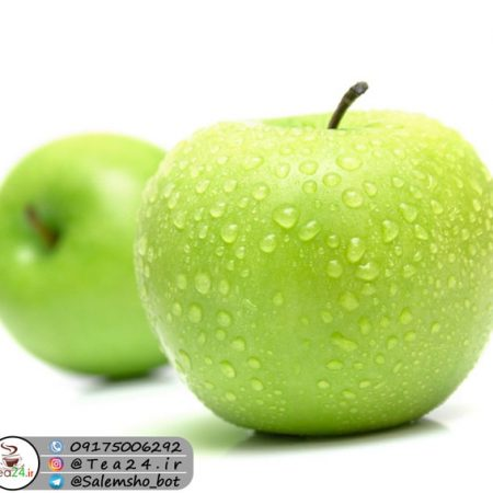 greenapple newsha 450x450 - چگونه با سیب ترش لاغری را تجربه کنیم؟
