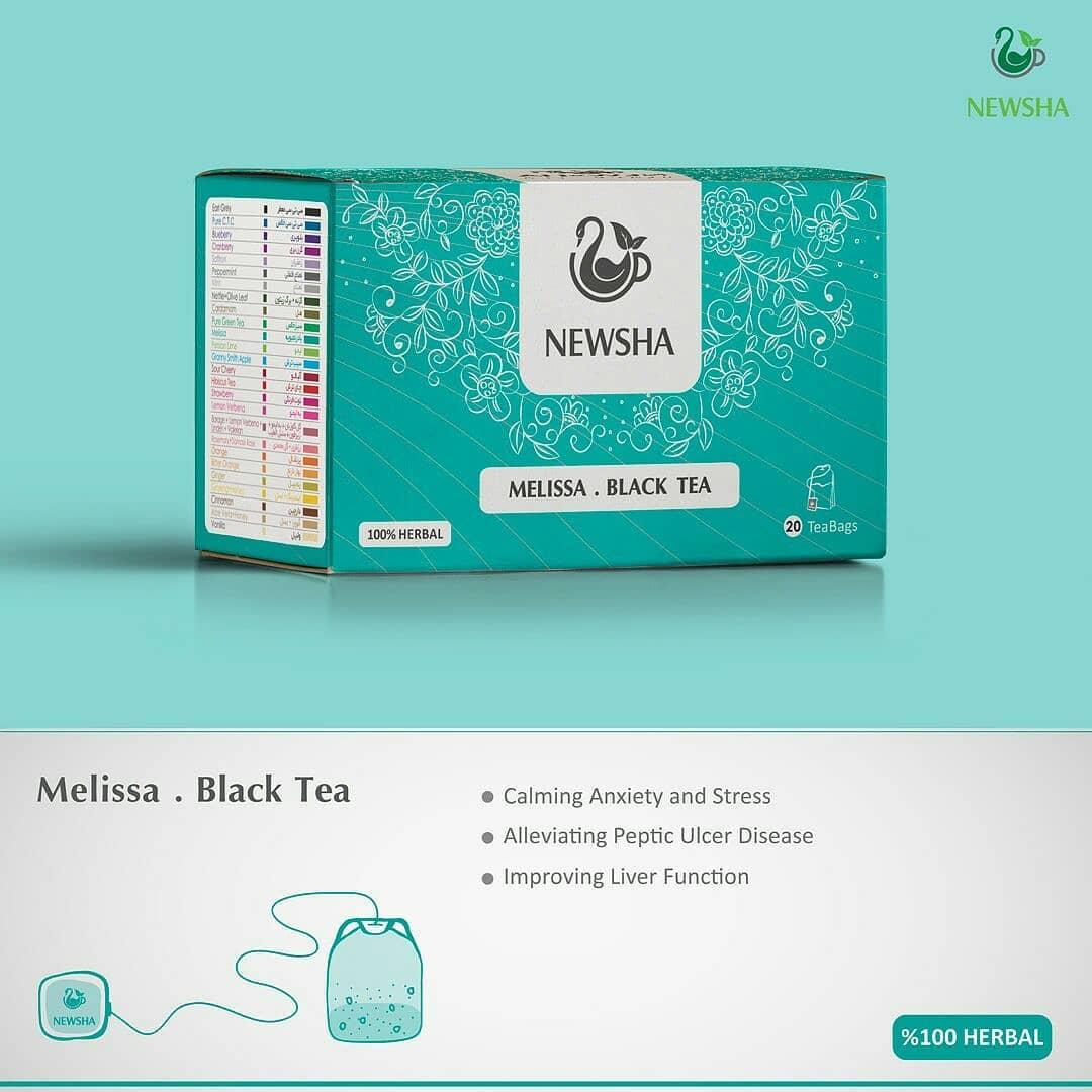 nesha melisa herbaltea benifits 02 - گیاه بادرنجبویه و خاصیت ضد استرس آن