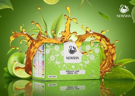 چای لیمو نیوشا