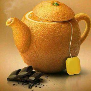 orang tea newsha 300x300 - جلوگیری از پرخوری و چاقی با گیاهان