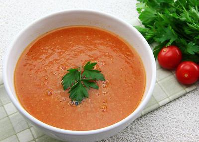 1514398571N2FI3979 1 - طرز تهیه سوپ سم زدای سیر و زنجبیل
