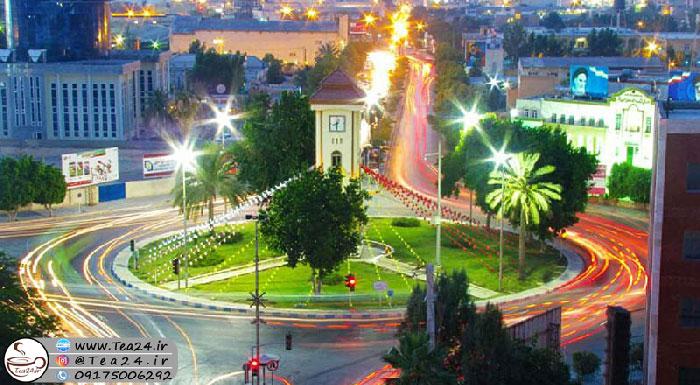 nesha agency in bushehr 2 - نمایندگی نیوشا در بوشهر