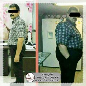newsha slimming result 52 300x300 - نظرات مصرف کنندگان دمنوش نیوشا