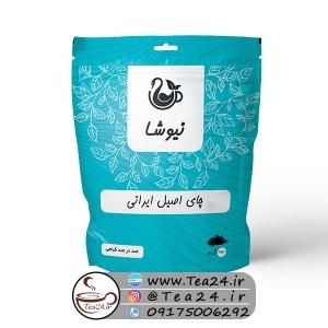 چای ایرانی نیوشا بسته بندی 350 گرمی فله