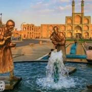 نمایندگی نیوشا در یزد