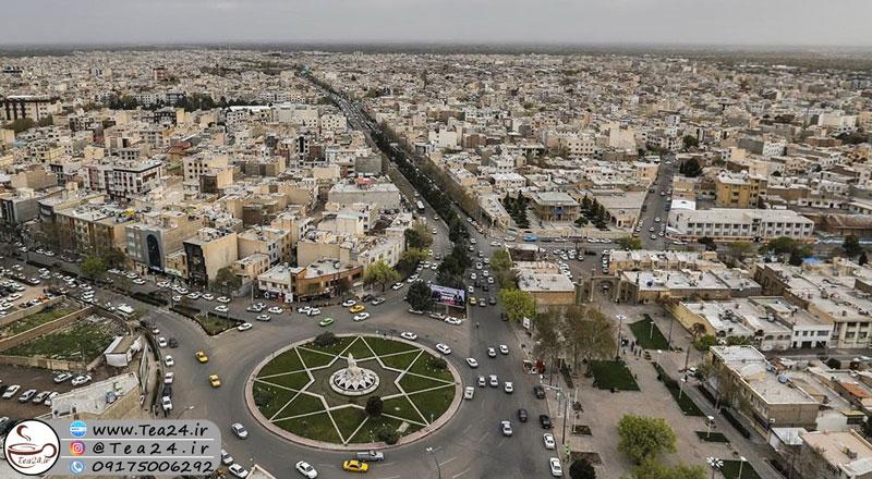 نمایندگی نیوشا در قزوین