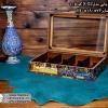 woody printable tea box 8parts 9 100x100 - جعبه پذیرایی چوبی چاپی درب شیشه ای 8 قسمتی