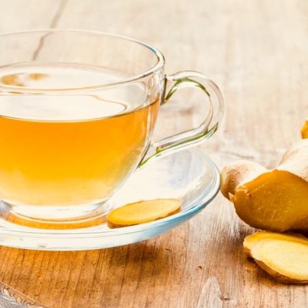 چای زردچوبه برای پاکسازی کبد