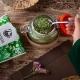چای سبز فله ای نیوشا