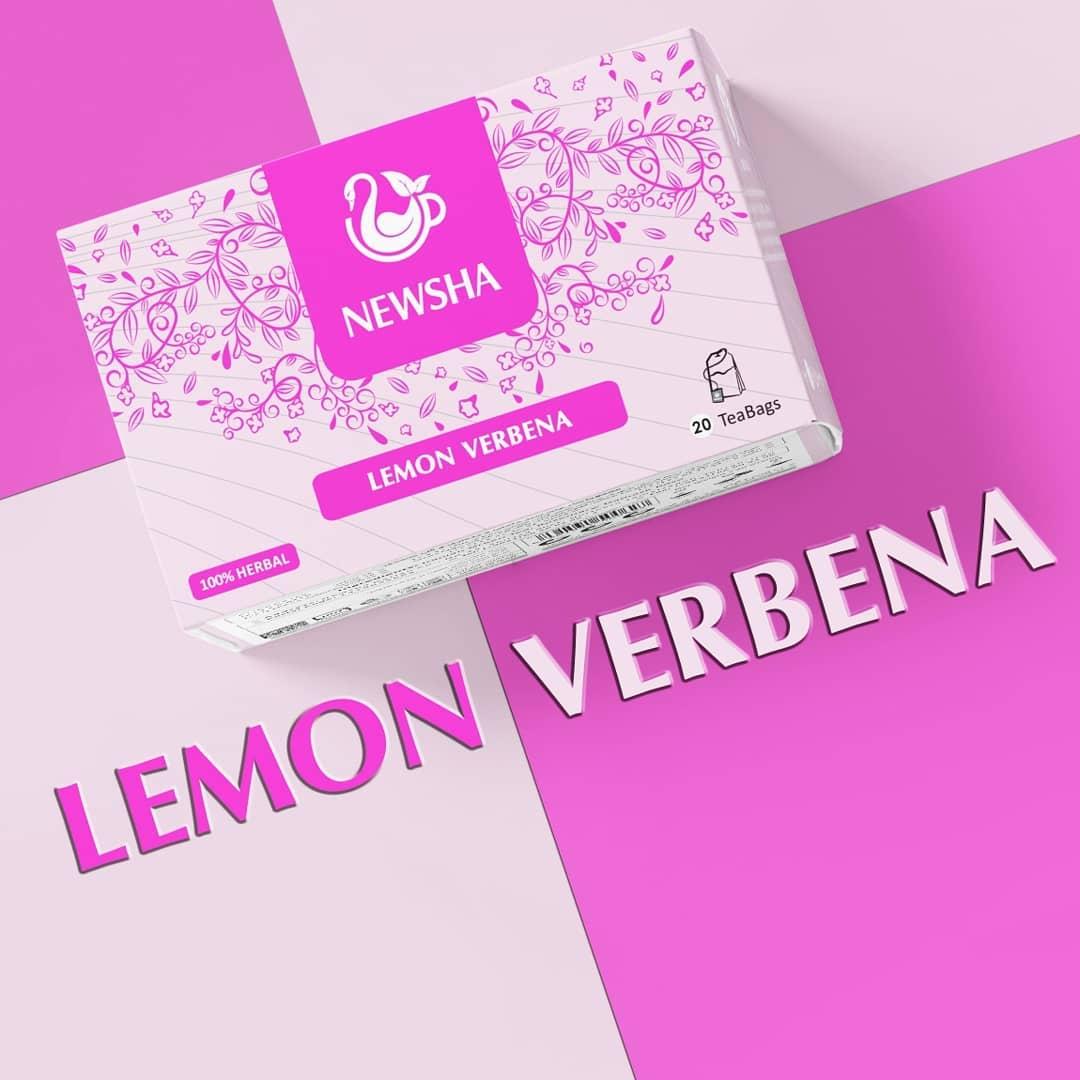 newsha lemon verbena 2 - تقویت اعصاب با دمنوش به لیمو