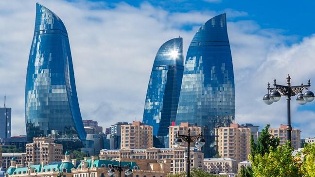 انبار نیوشا در باکو آذربایجان
