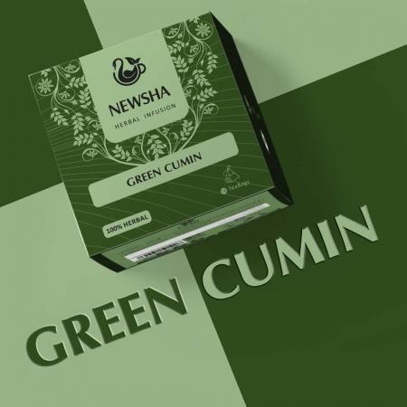 دمنوش زیره سبز نیوشا