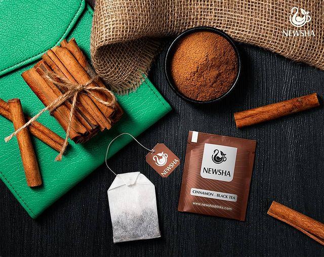 cinnamon newsha herbal tea 04 - افزایش میل جنسی و درمان سرد مزاجی با گیاهان